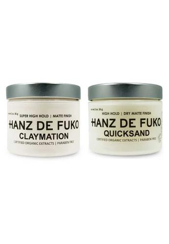 Hanz de Fuko Hanz de Fuko Claymation and Quicksand Set HA369BE97NKKSG_1