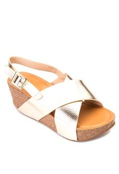 Ellen Wedge Sandals
