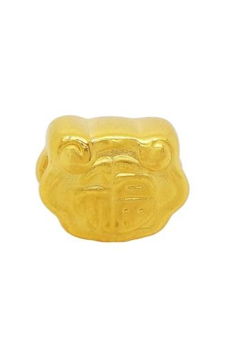 LITZ gold LITZ 999 (24K) Gold Bead Charm EPC0618 EB7D2AC529DABFGS_1