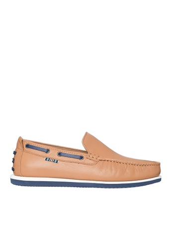Hush Puppies Hush Puppies Men's Bailey Loafer - Tan B753ESH0610228GS_1