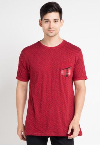 X8 red Emmett T-Shirts X8323AA0WENOID_1