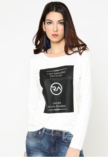 RA Jeans Ladies - RA-2-001-LS-A - Putih