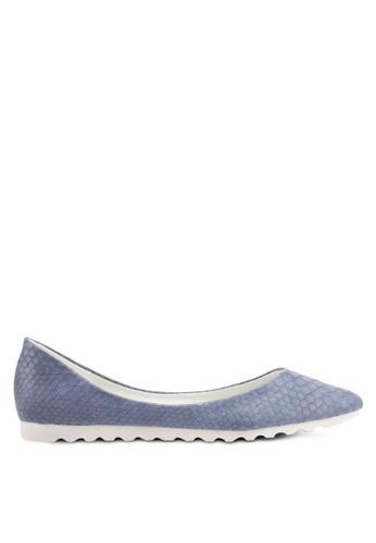 BETSY blue Ballerinas 0F173SH79EB44DGS_1