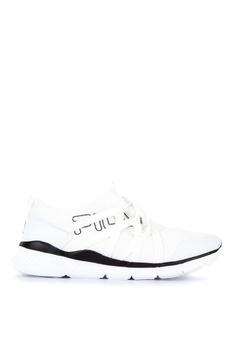 new product 8f680 377c4 Fila white Tame Lite Running Shoes CF58ESH9A8511EGS 1