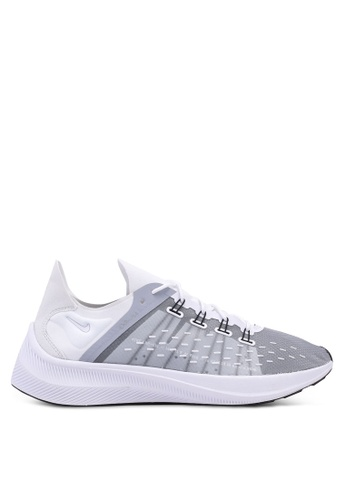Nike white Nike Exp-X14 Shoes 0B470SHAAD3DA7GS_1