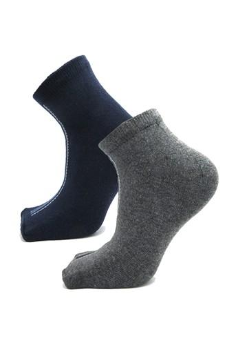 Balmoral Mens multi 3 Pairs Casual Sport Socks A4645AAF9FDD2DGS_1