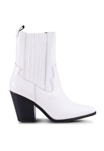 ALDO 灰色 Drerissa Chelsea Boot Heels 3DE8FSH10E7333GS_1