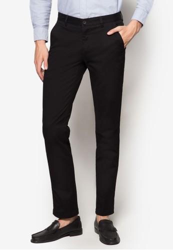 esprit專櫃棉質奇諾長褲, 服飾, 直筒褲