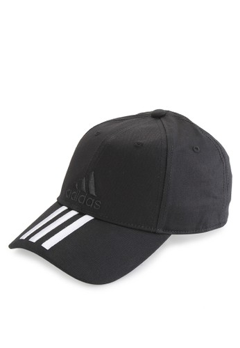 adidas black adidas six-panel classic 3-stripes cap AD349AC73IIKID 1 433fba895d