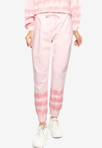 GAP pink V-NL TIE DYE JGR A6D46AA2C24F20GS_1