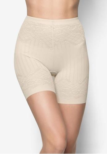 彈性無痕高esprit分店腰束口內褲, 服飾, 塑身衣