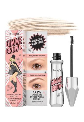 Benefit brown Gimme Brow+ Volumizing Eyebrow Gel Shade 01 35C60BEA2AA191GS_1