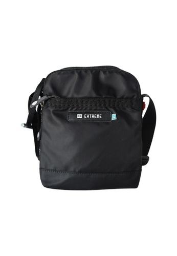 EXTREME black Extreme Tactical Sling Bag Lightweight Nylon Crossbody Black iPad Air 1ED5AACD4E686DGS_1