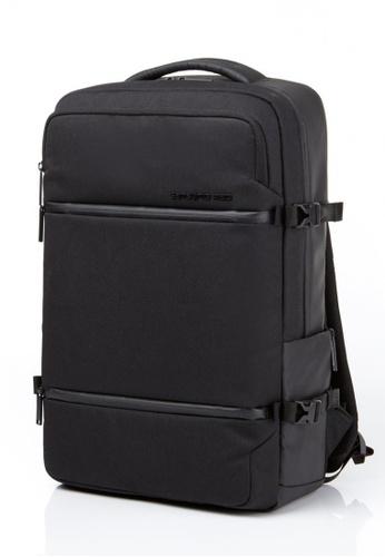 Samsonite Red black Samsonite RED Caritani Backpack 7DE53ACD71545AGS_1