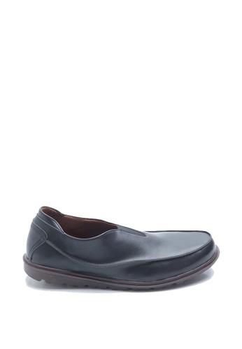 Dr. Kevin black Dr. Kevin Men Casual Shoes 13306 - Black DR982SH0UE2FID_1