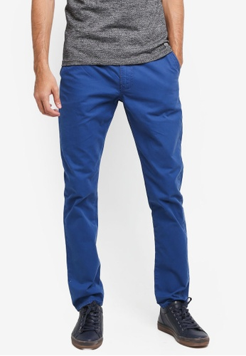 Superdry blue Rookie Chino 5E827AA0165268GS_1