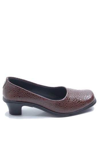 Dr. Kevin red Dr. Kevin Women Dress & Bussiness Formal Shoes 43199 - Maroon DR982SH44FVBID_1
