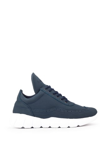 Navara navy Versatilist Midnight Navy Sneakers F2D09SHE923EA1GS_1