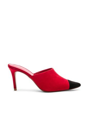 Raye red Phoebe Mule 13333SH07DEBB7GS_1