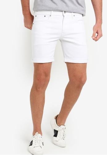 35230b958e7cb Buy Pepe Jeans Cane Low Waist Denim Shorts Online | ZALORA Malaysia