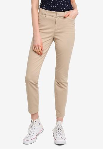 GAP multi Skinny Ankle Khaki Pants 4D23FAA27ECFFAGS_1
