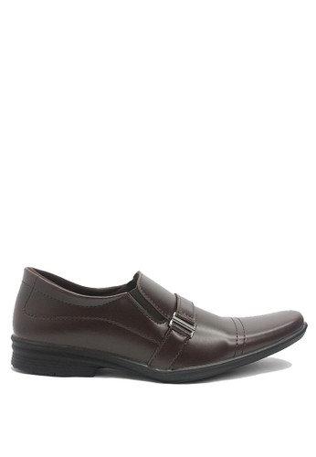 Dr. Kevin brown Dr. Kevin Men Dress & Bussiness Formal Shoes 13202 - Brown DR982SH02MAJID_1