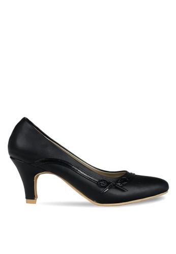CLAYMORE black Claymore Mid low helels HA 05 Black CL635SH0UHXEID_1