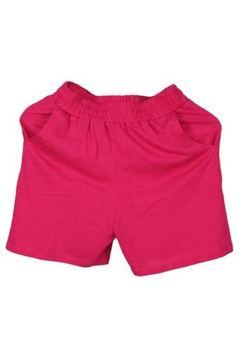 Yoru pink Short Basic 5881AAA391641DGS_1