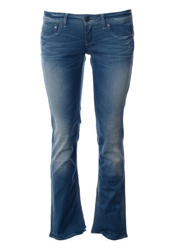 G-Star blue G-Star-Attacc Straight Leg Jeans-Blue 14BF9AA1BB2254GS_1