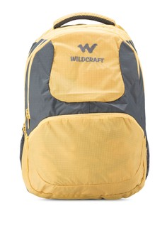 Zikhar Yellow Backpack
