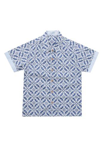 bhatara batik blue JAMES KIDS A1AD6KA4BE2C44GS_1