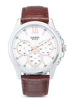 b6604d4d3d91 ... NOW RM 259.00 Sizes One Size · Casio brown Casio MTP-E315L-7AVDF Watch  ED24FAC685077BGS 1