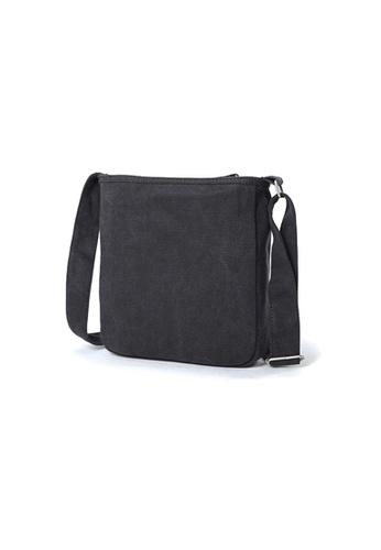 Praise black Messenger Bag PR067AC0FEFQSG_1