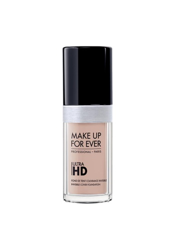 MAKE UP FOR EVER pink ULTRA HD FOUNDATION - Fluid Foundation 30ML R220 9E454BECD95716GS_1