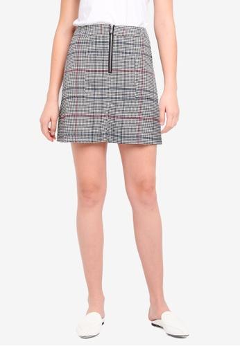 ESPRIT black Woven Mini Skirt F1D6CAA973C407GS_1