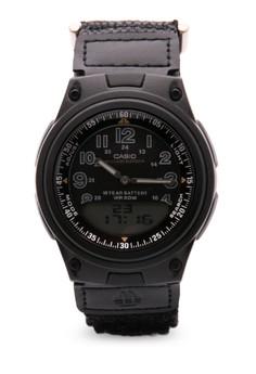 Analog Digital Watch AW-80V-1BVDF