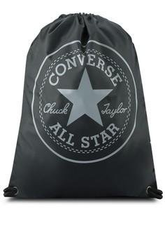 Converse-CT Logo 抽繩 後背包