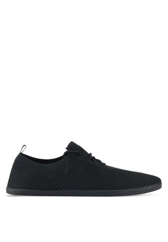 ALDO black Damarin Sneakers 947EASHC760776GS_1