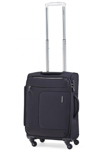 Samsonite black Samsonite Asphere Spinner 55/20 597DFAC90ACD30GS_1