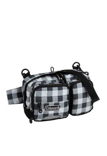 Coleman multi Waist Pouch Bag 4B76FAC7E26248GS_1