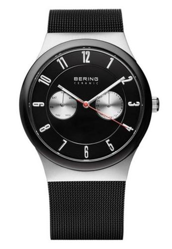 Bering silver Ceramic 32139-202 Black 35 mm Men's Watch 99DCFAC94148D1GS_1