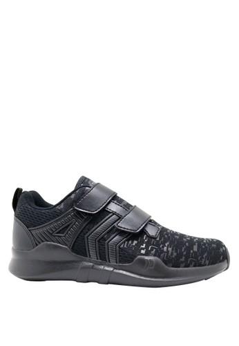 Precise black Precise Venta V J Sepatu Olahraga Pria - Hitam 02970SHE5144E6GS_1