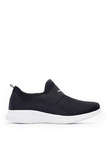 Life8 black Lightweight Casual Sport Shoes-Black-09783 184BBSH1134E7DGS_1