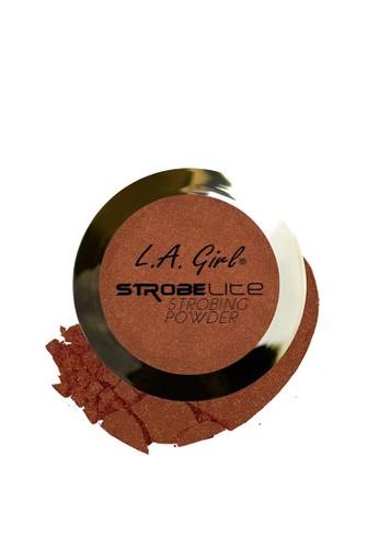 L.A Girl brown LA Girl Strobing Powder 10 Watt BA0C8BEFC85A01GS_1