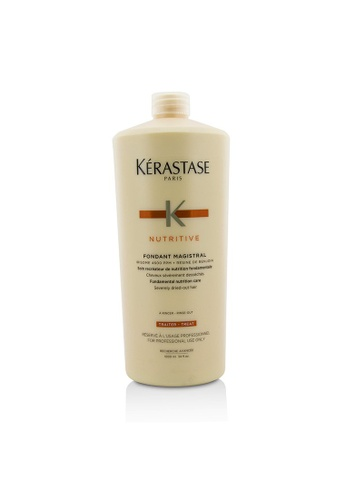 Kérastase KÉRASTASE - Nutritive Fondant Magistral Fundamental Nutrition Care (Severely Dried-Out Hair) 1000ml/34oz FE7C7BEC8A80A8GS_1