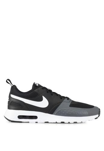 Nike black Men's Nike Air Max Vision Shoes NI126SH0SHGGMY_1