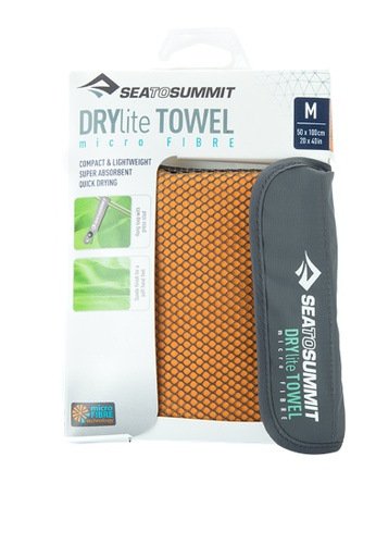 Sea To Summit orange Drylite Towel SE187AC0JWFTPH_1