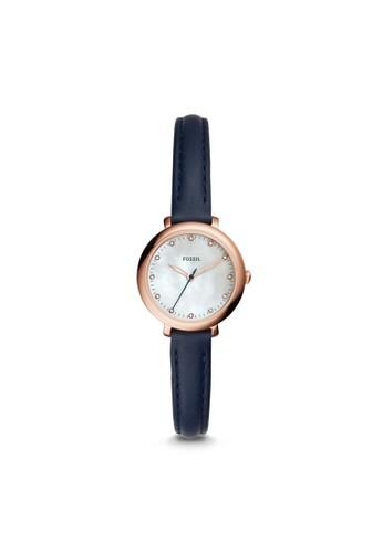 Fossil JACQUELINE淑女型女錶 ES4zalora 包包評價083, 錶類, 淑女錶