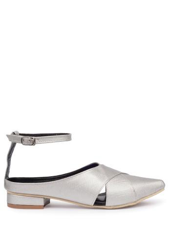CLAYMORE silver CLAYMORE Sandal DJ 09 Silver 9237CSH7545B03GS_1