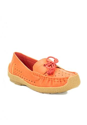Mario D' boro Runway red CS 24238 Red Flat Loafers 33F99KS05100CEGS_1